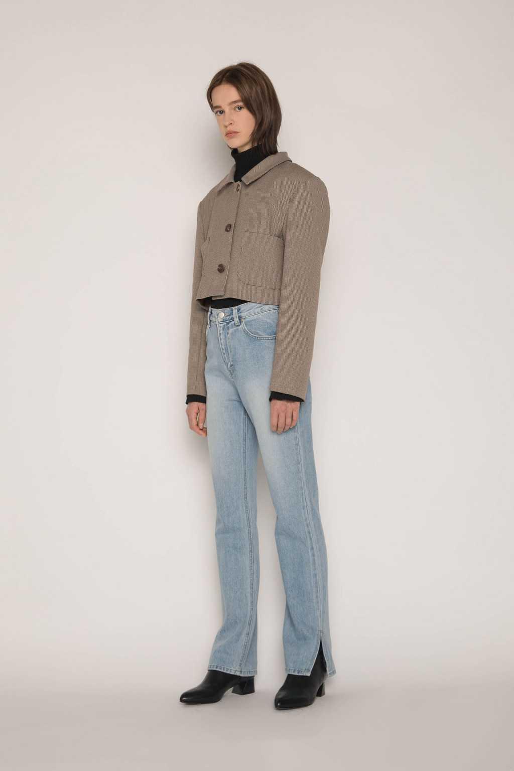 Jacket H152 Brown 4