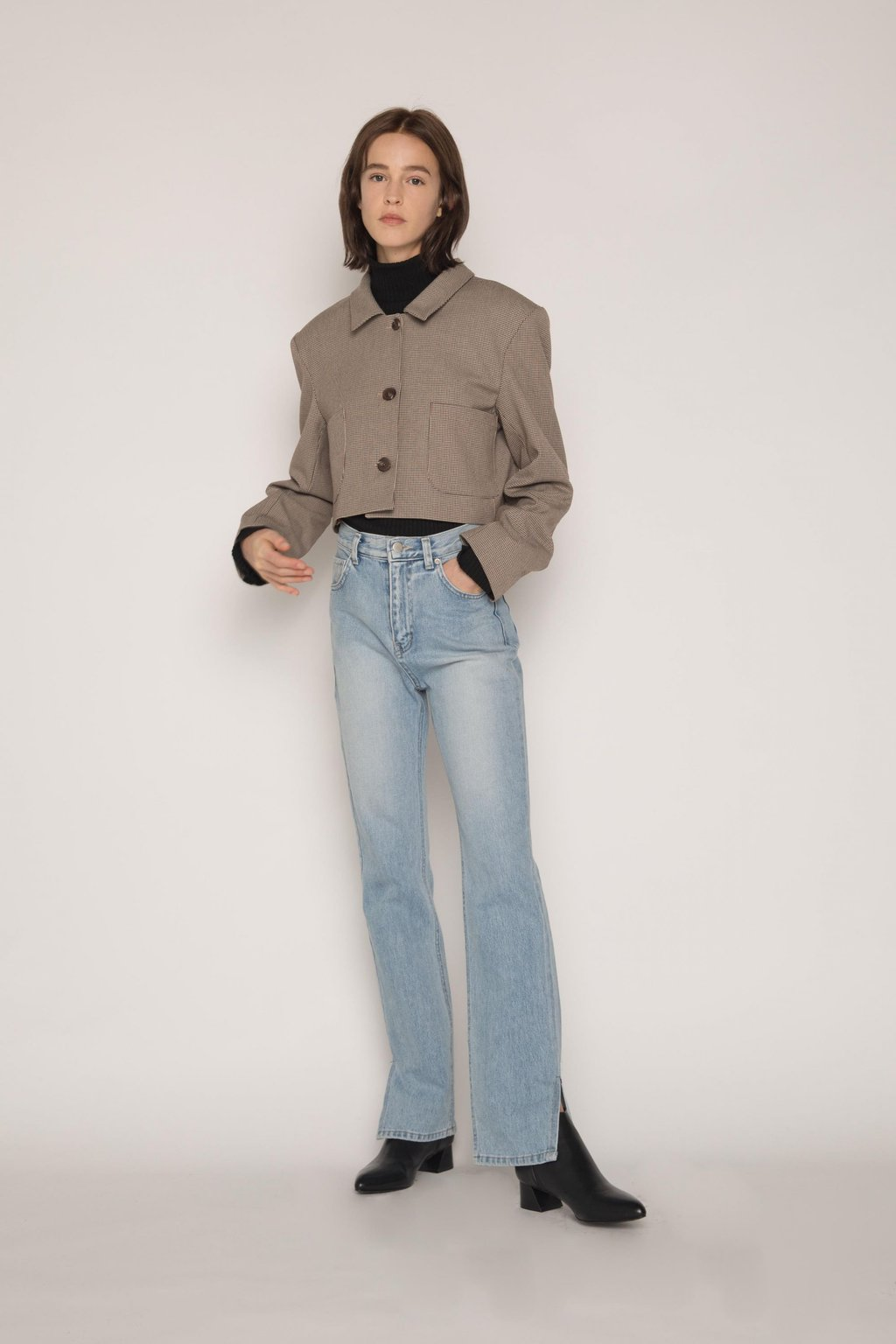 Jacket H152 Brown 5