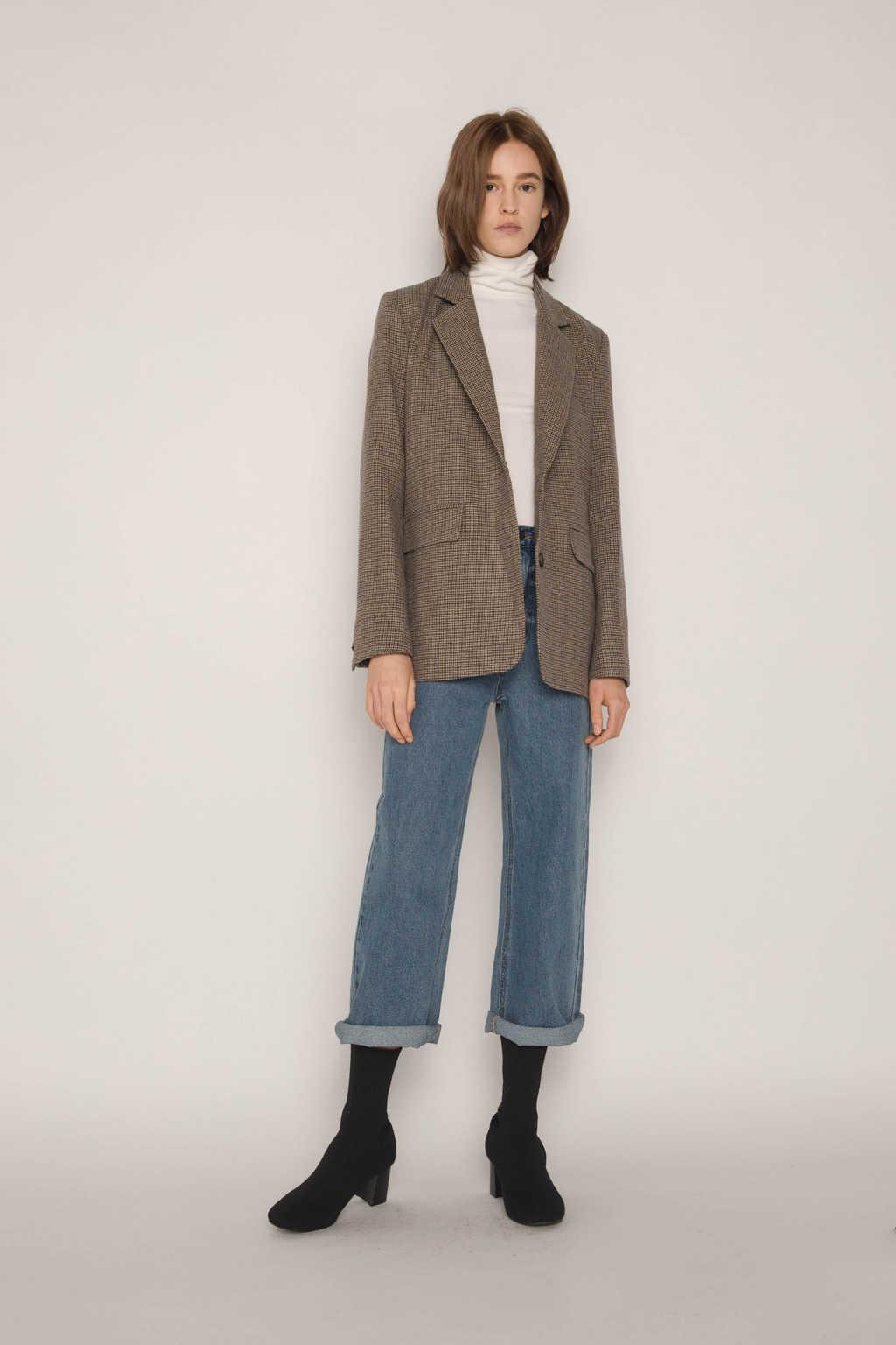 Jacket H157 Beige 3