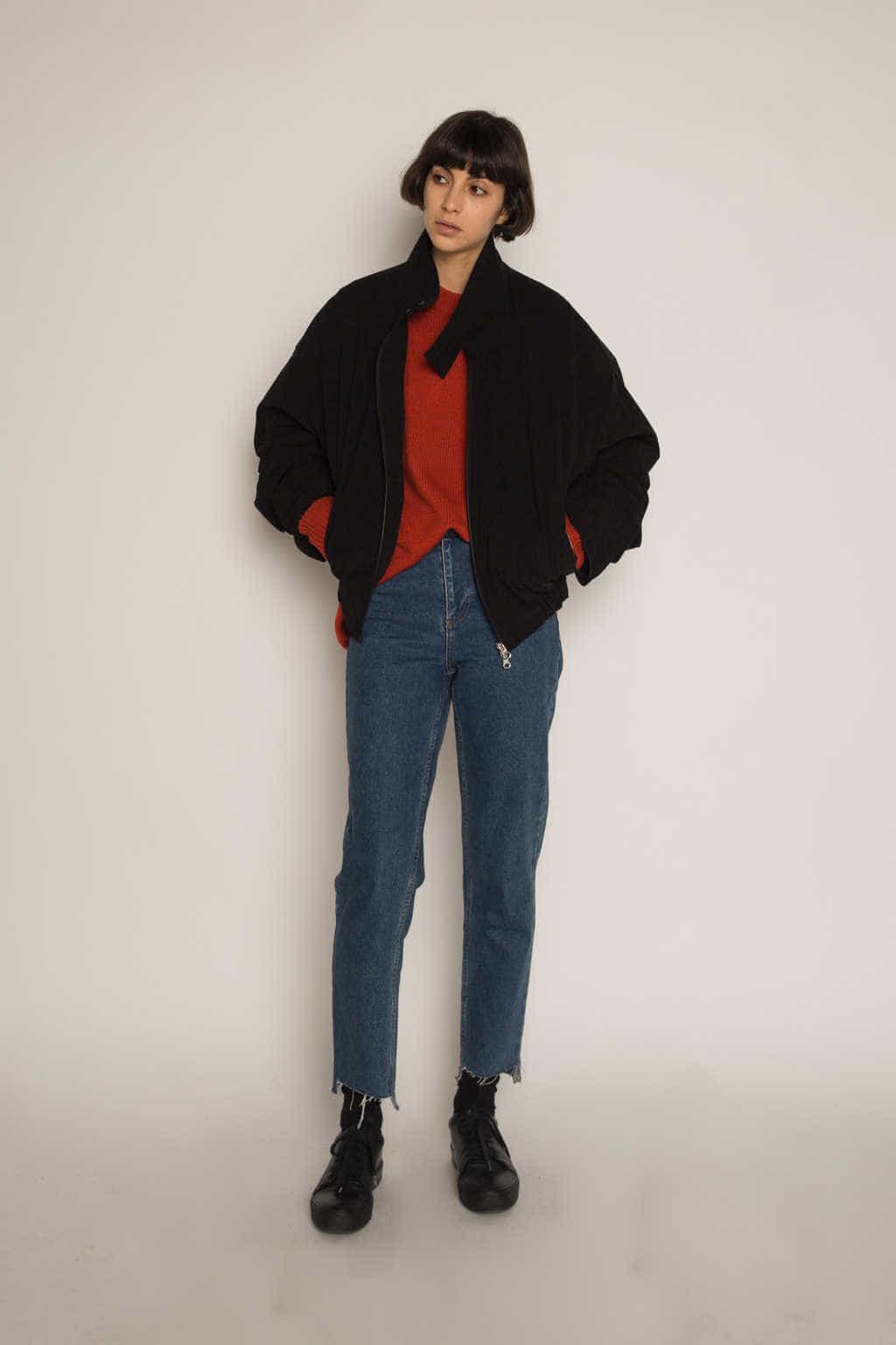 Jacket H182 Black 2