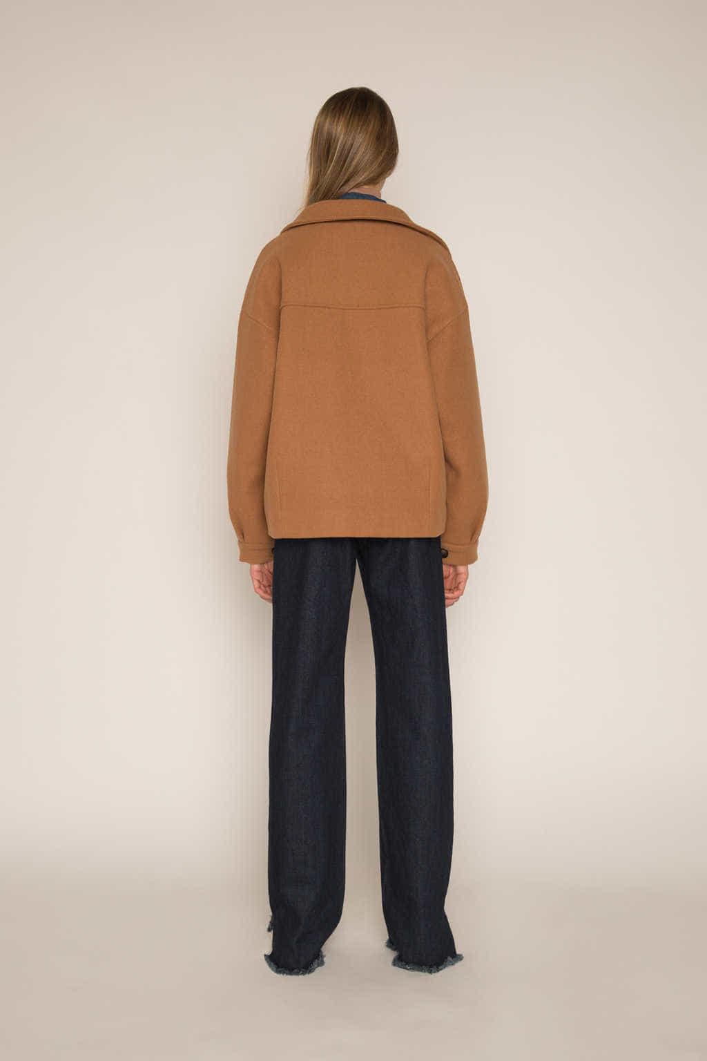 Jacket H204 Beige 4