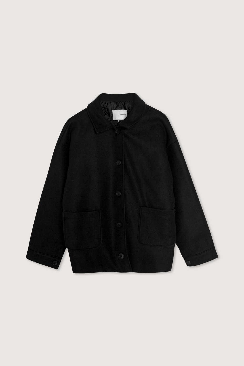 Jacket H204 Black 9