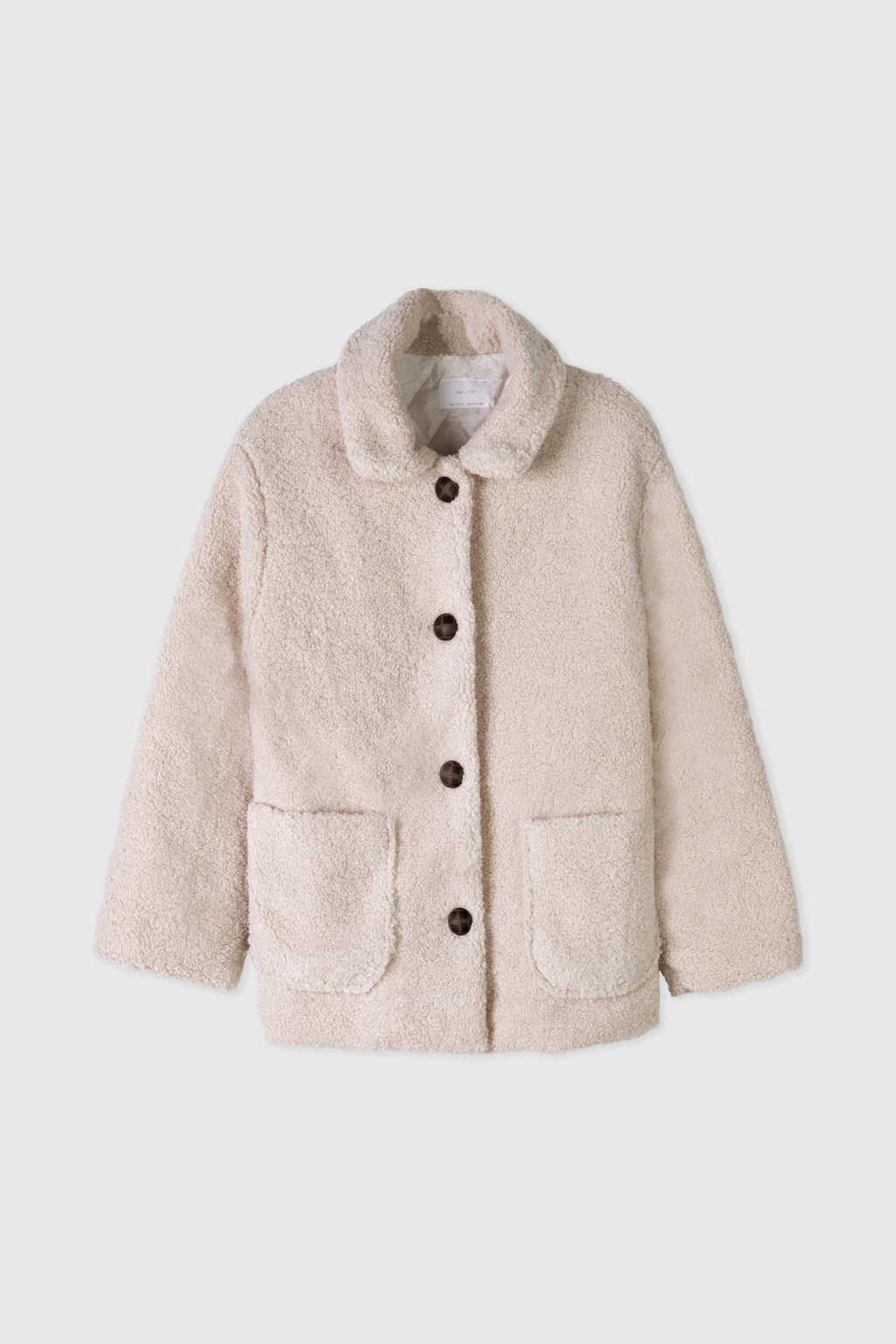 Jacket J001K Cream 7