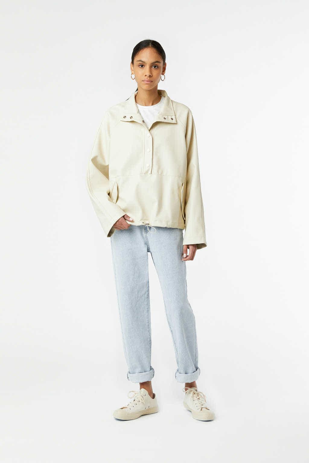 Jacket J001 Cream 3