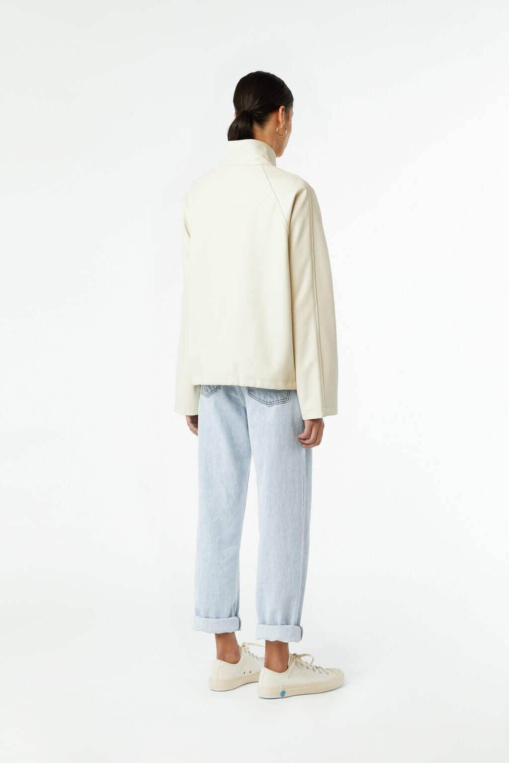 Jacket J001 Cream 4