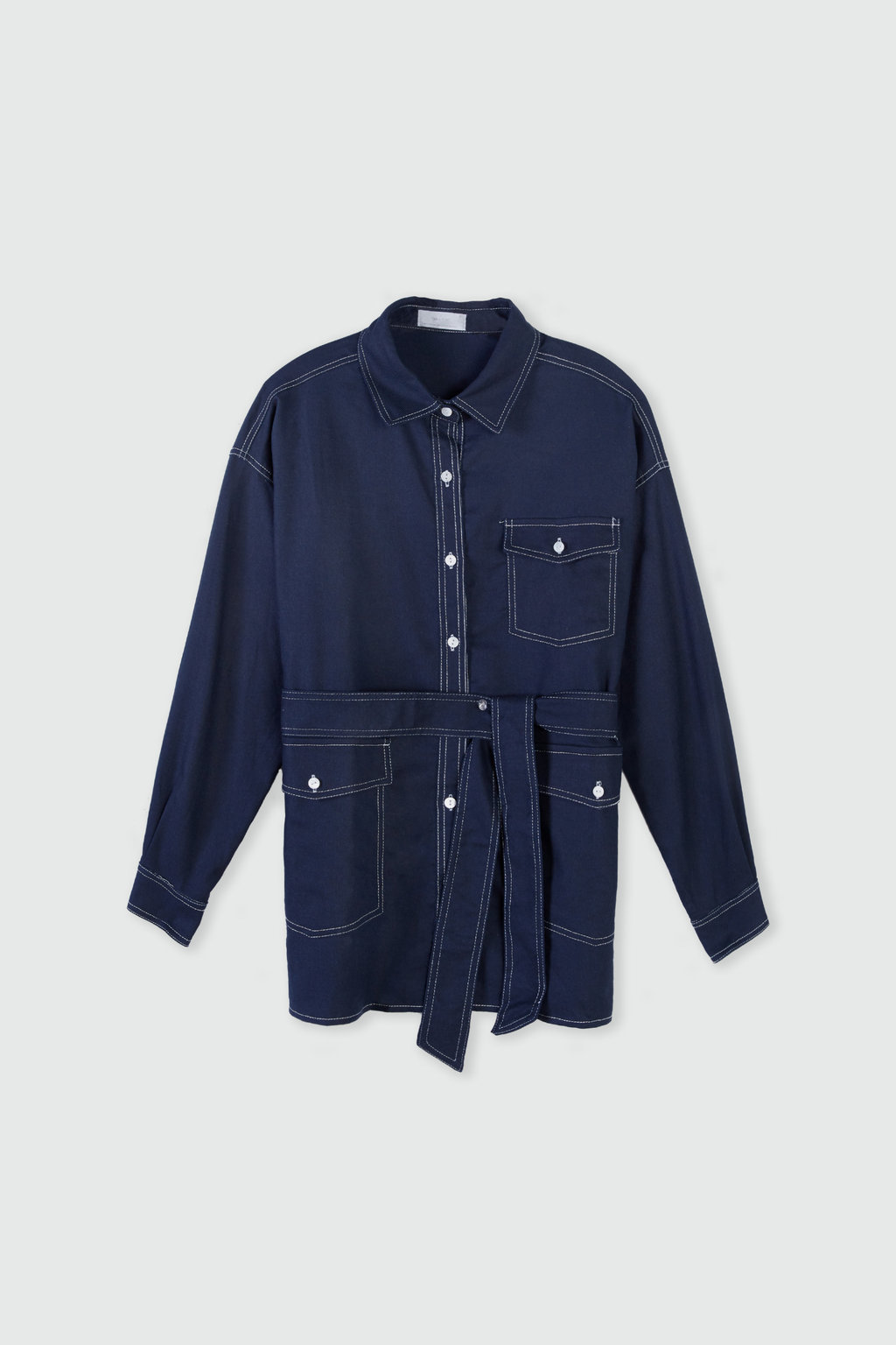 Jacket J001 Indigo 7