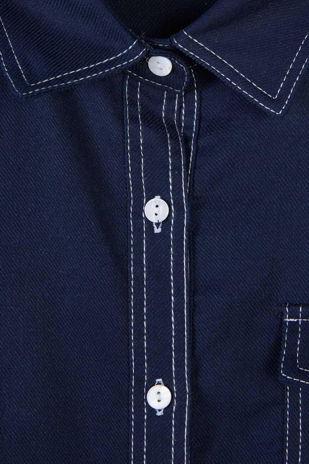 Jacket J001 Indigo 8