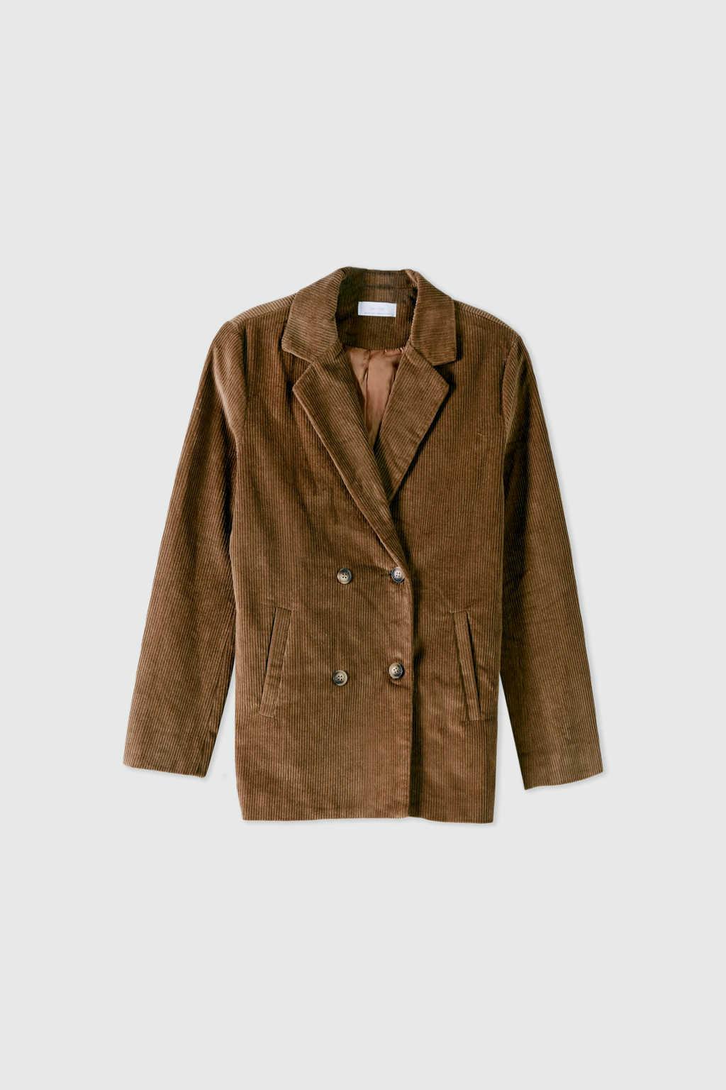Jacket J005 Brown 5
