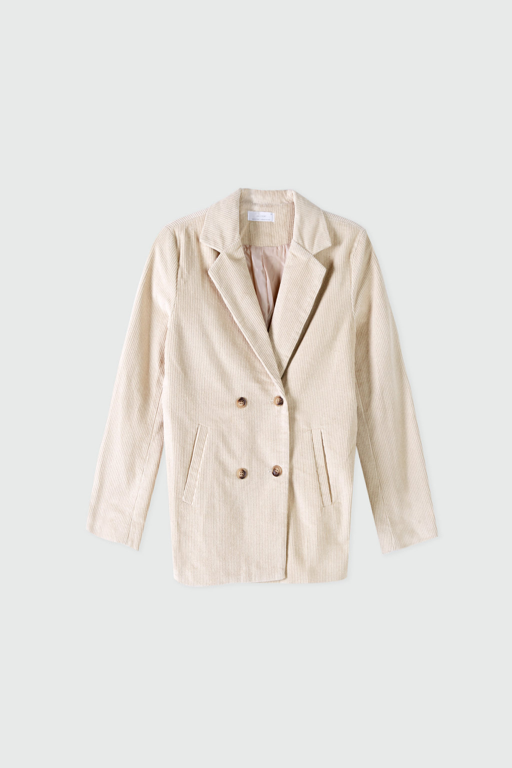 Jacket J005 Cream 7