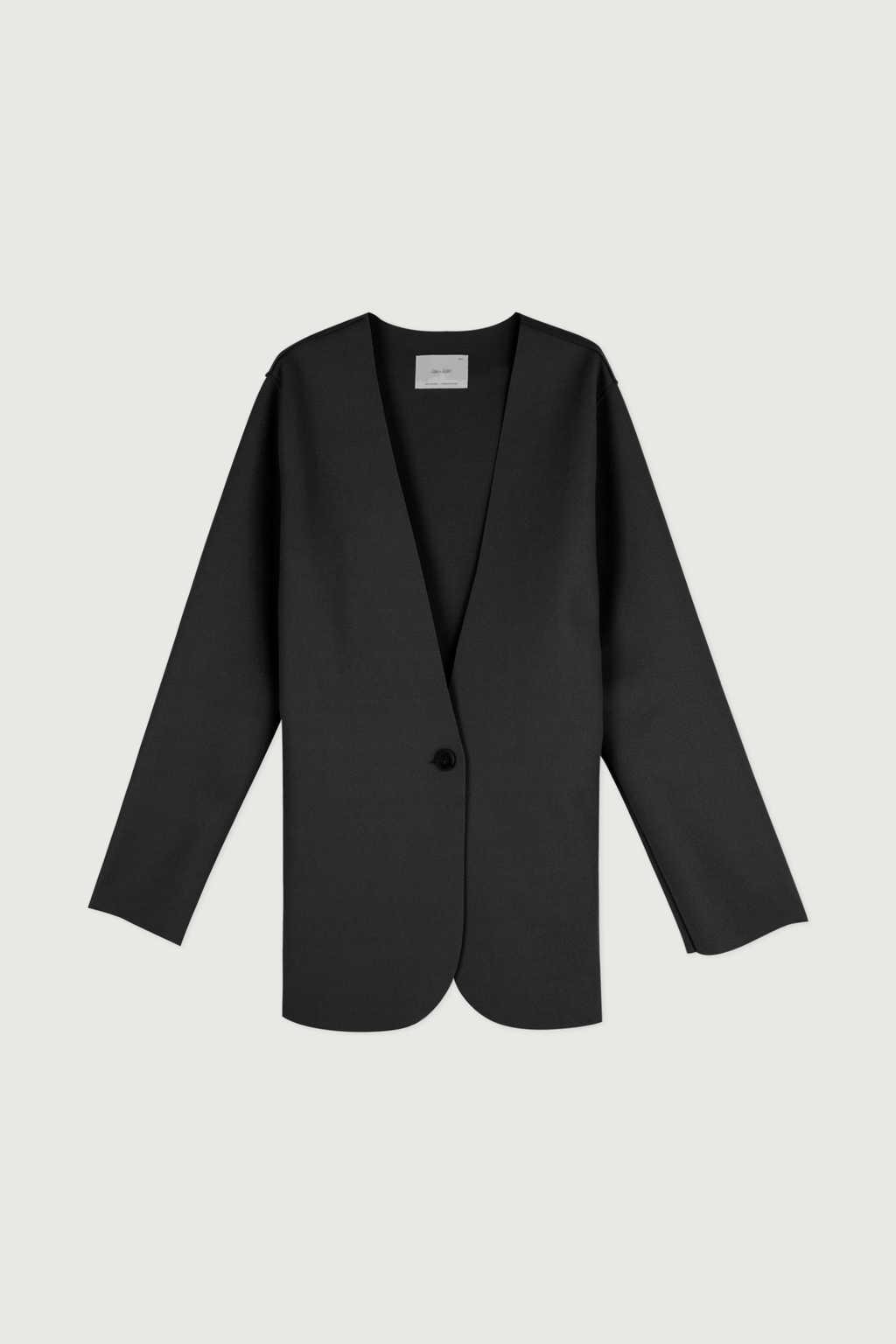 Jacket J009 Black 9