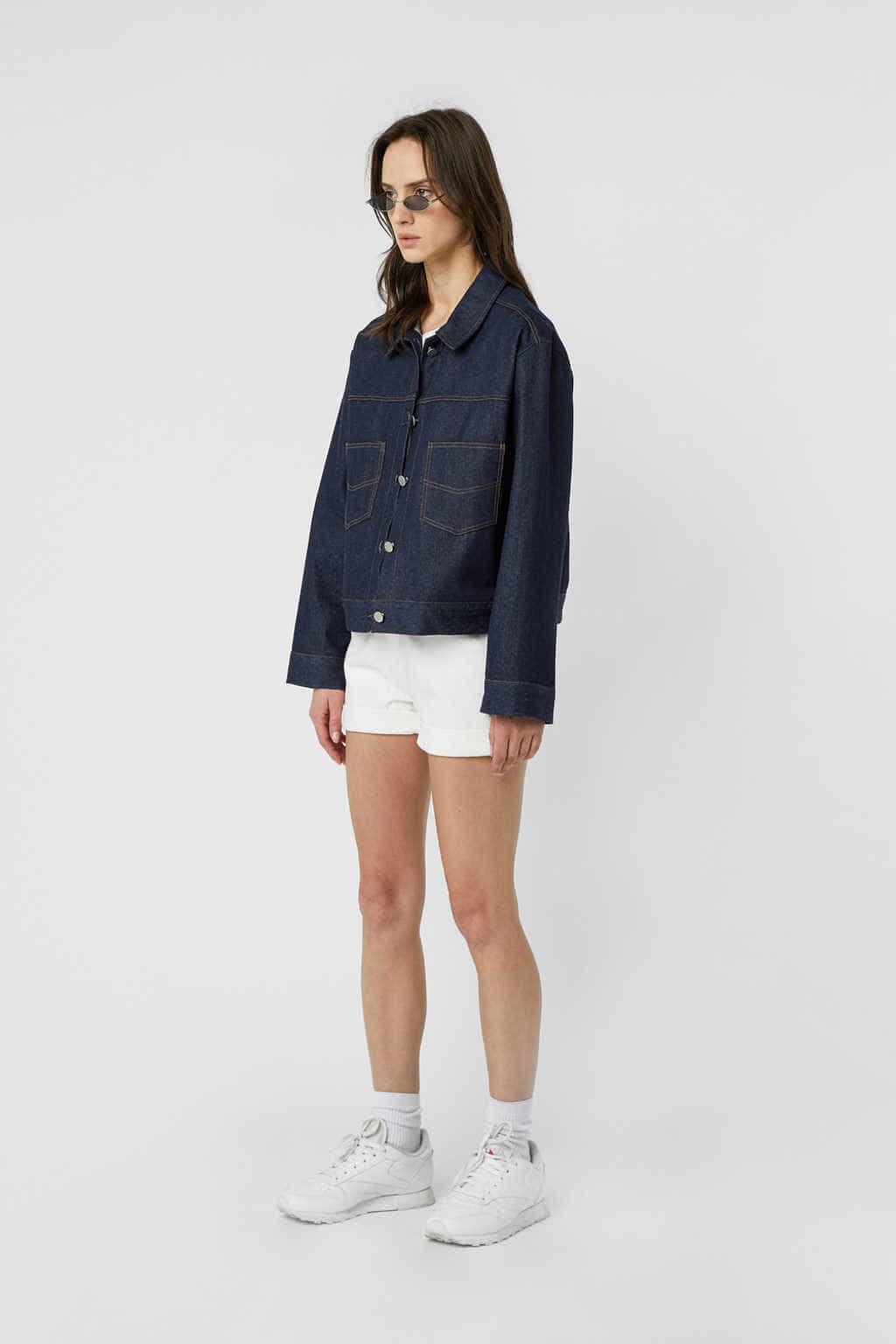 Jacket J010 Indigo 3