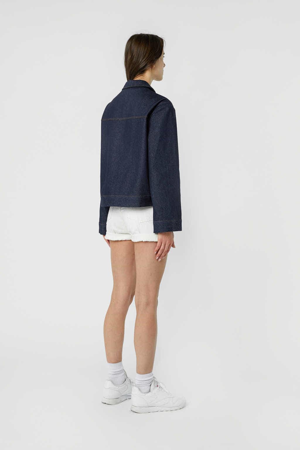 Jacket J010 Indigo 4