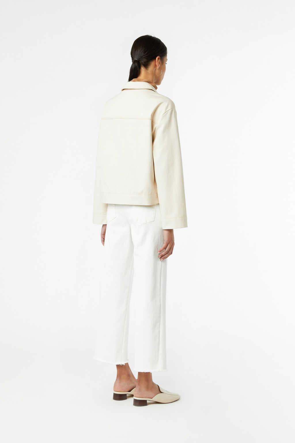 Jacket J011 Cream 4