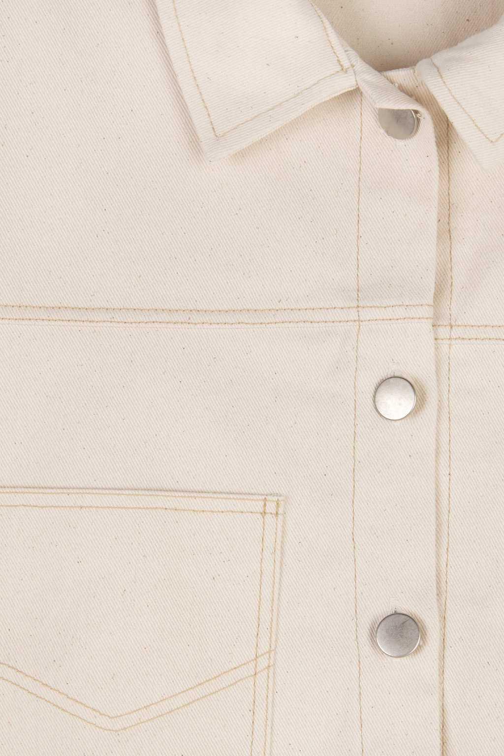 Jacket J011 Cream 6