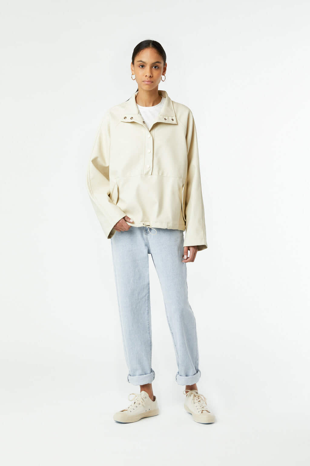 Jacket K001 Cream 3