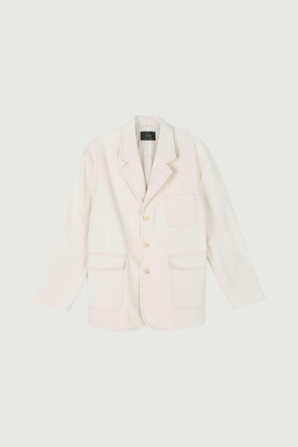 Jacket K002 Cream 5