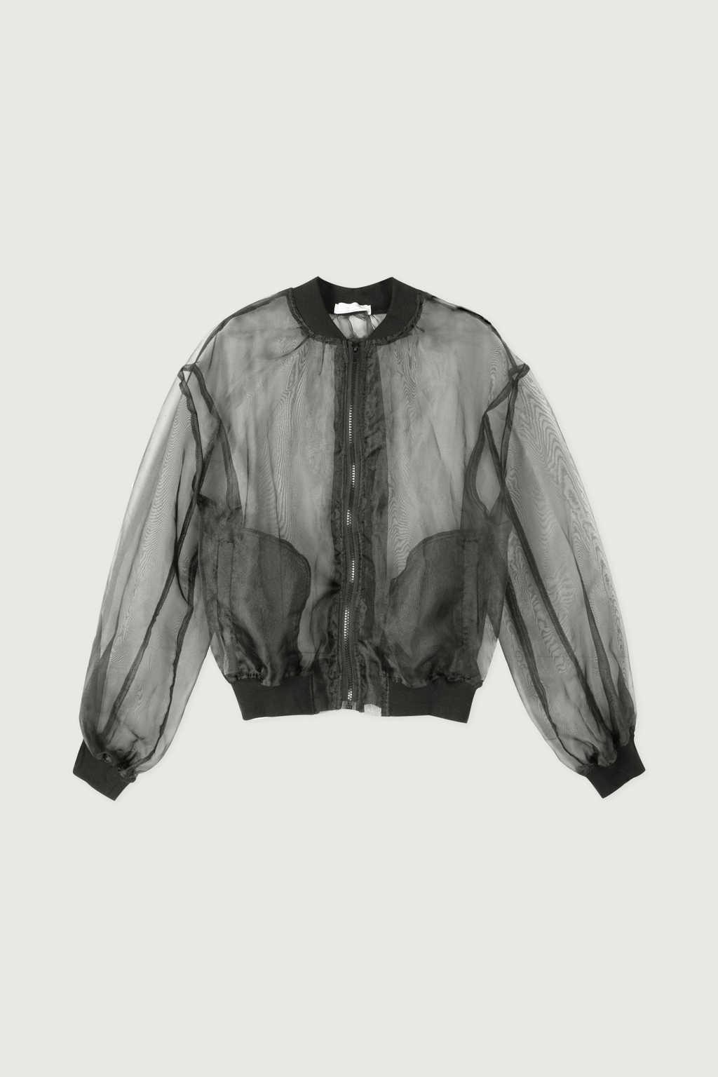 Jacket K007 Black 7