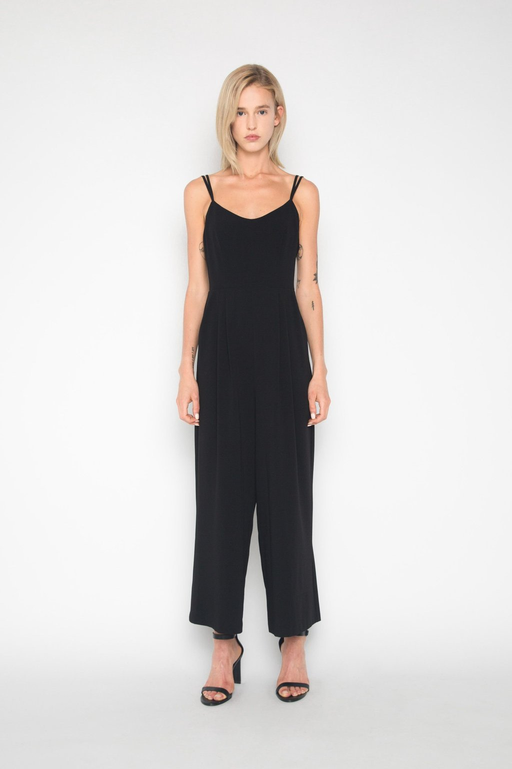 Jumpsuit 1715 Black 1