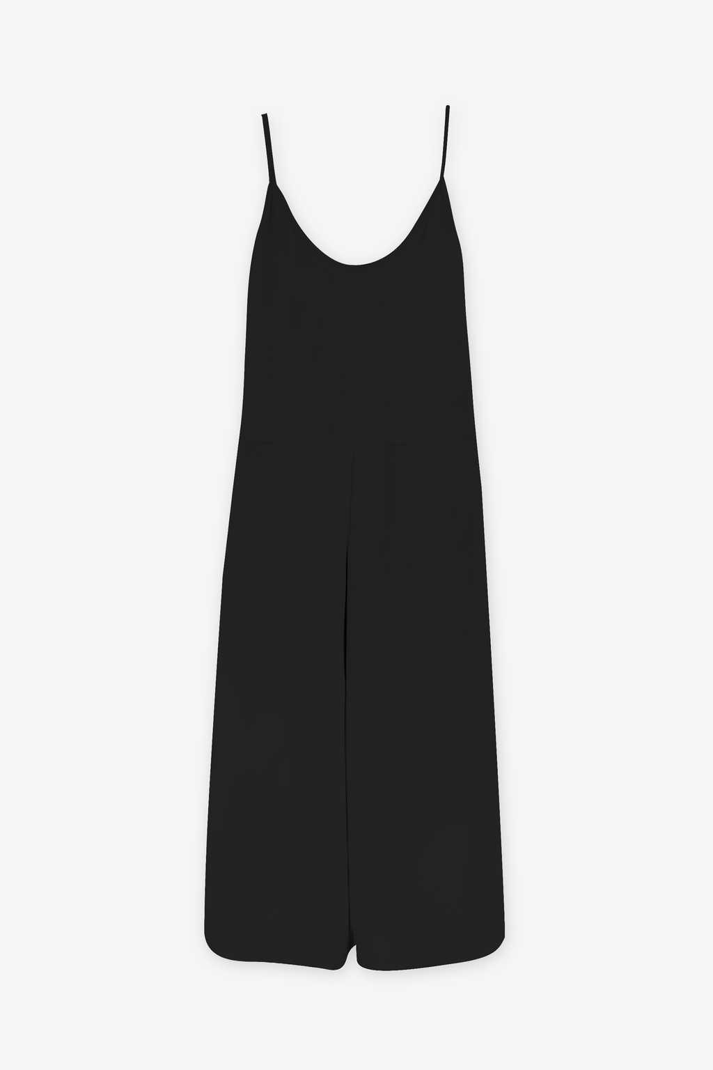 Jumpsuit H015 Black 8