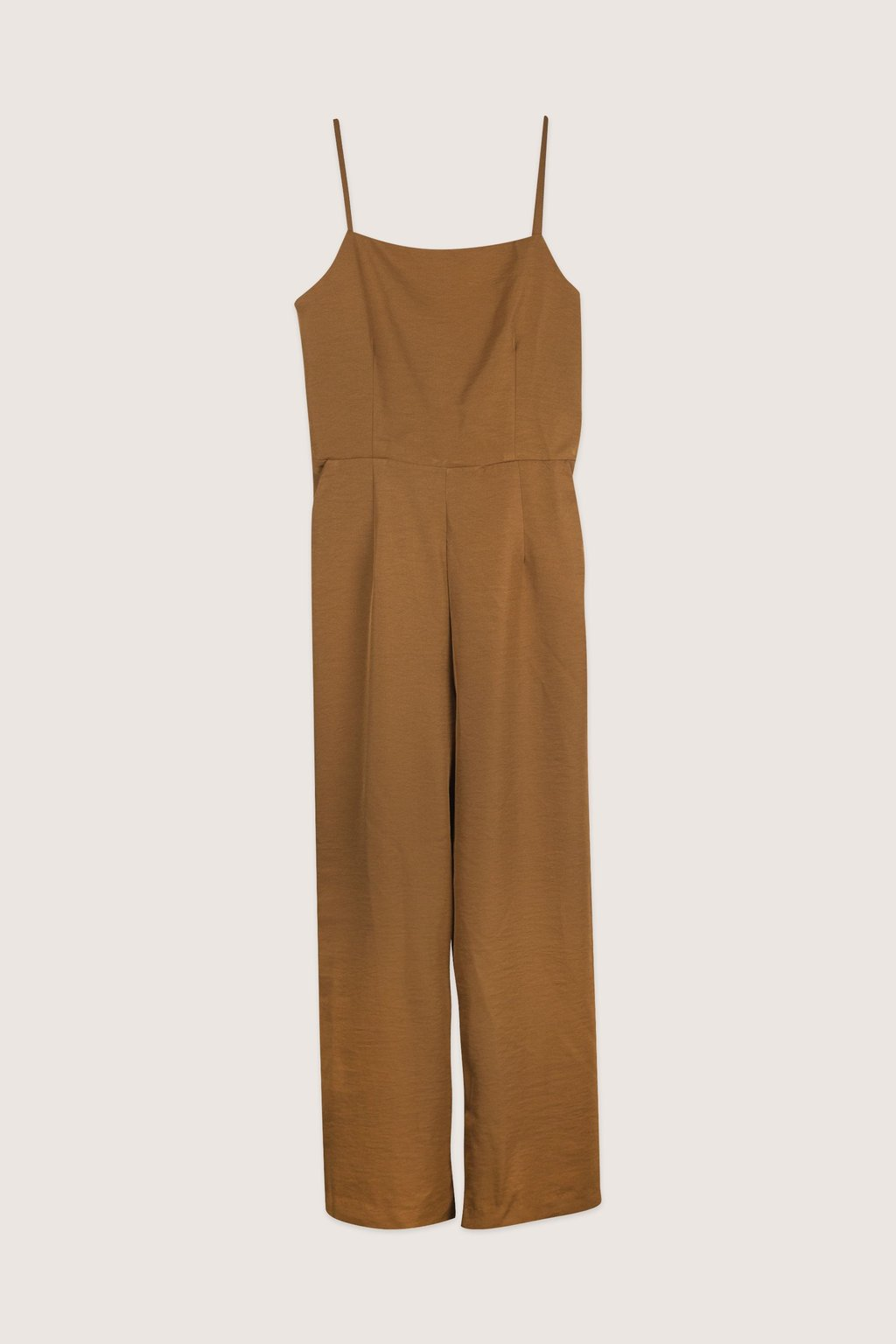 Jumpsuit H086 Brown 5