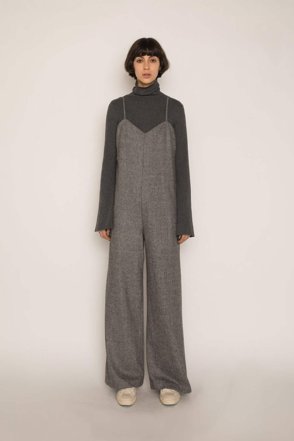 Jumpsuit H109 Gray 1