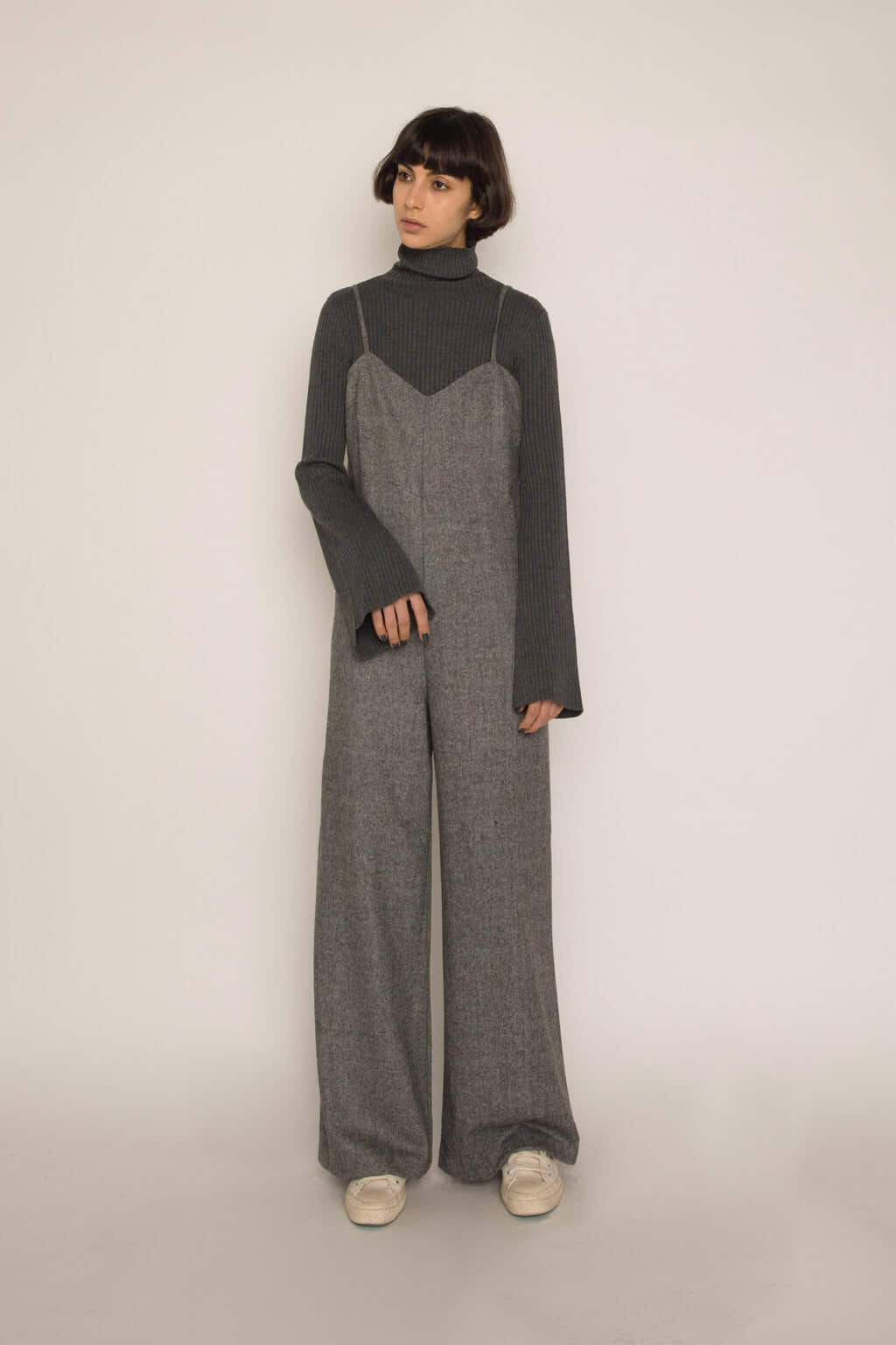 Jumpsuit H109 Gray 2