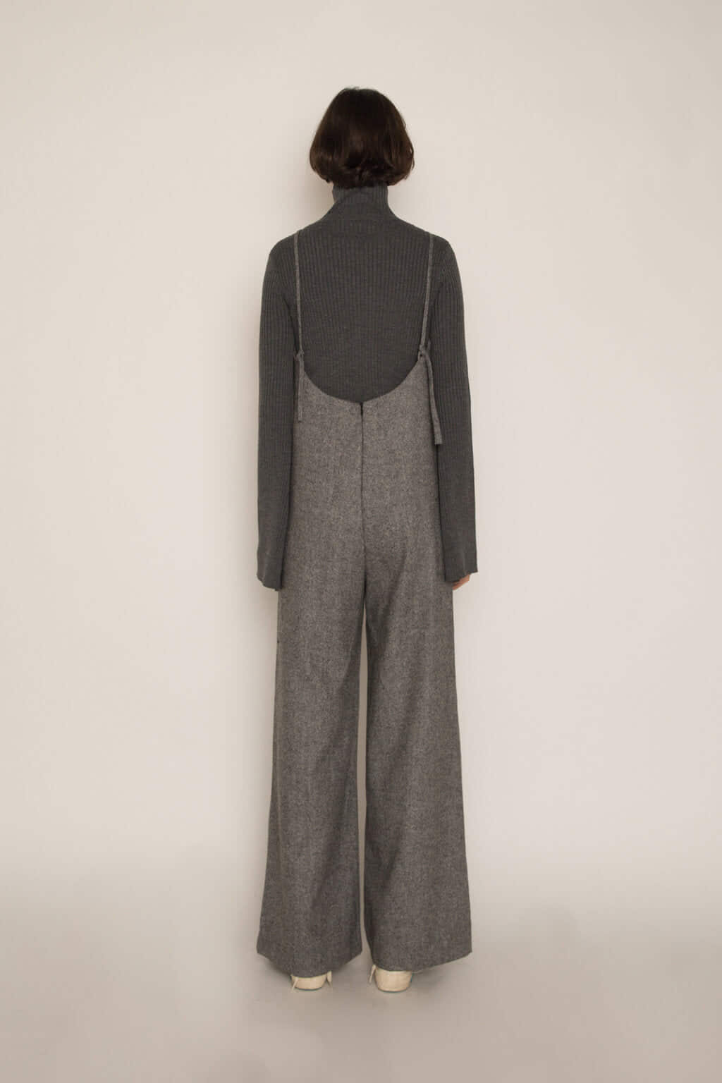 Jumpsuit H109 Gray 4