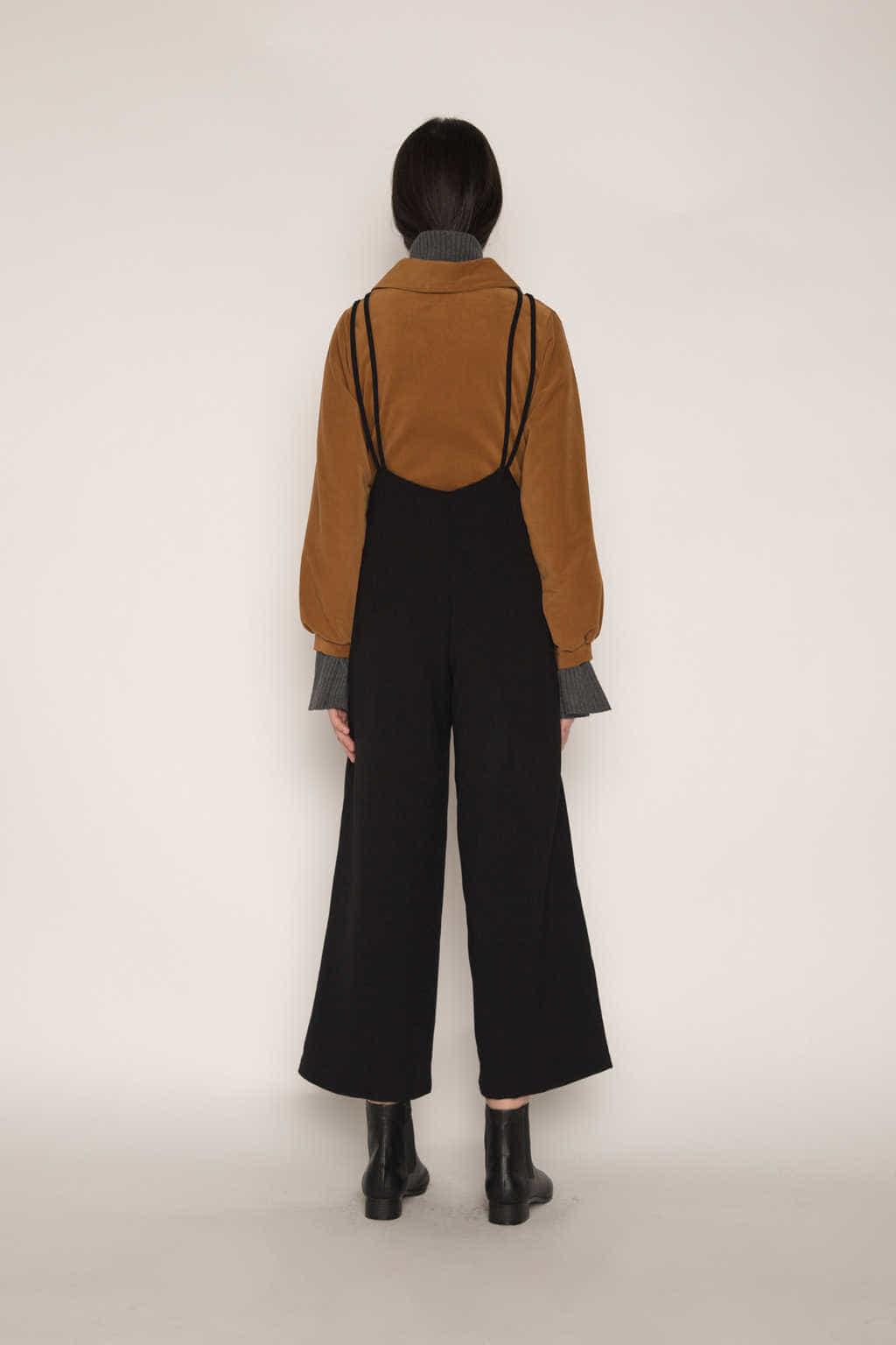 Jumpsuit H113 Black 4