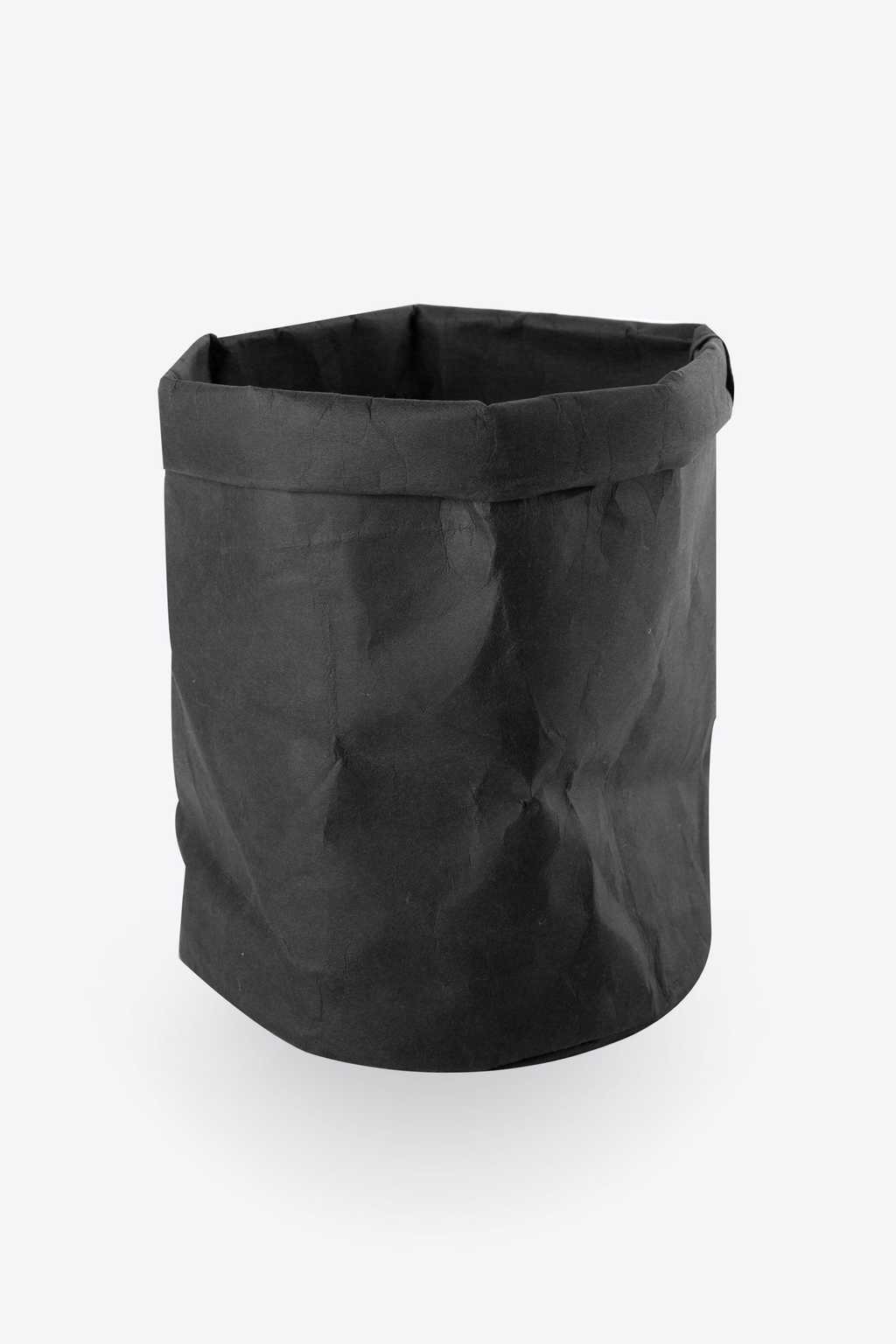 Large Paper Bin 1026 Black 2