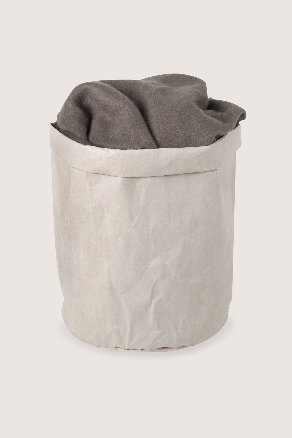 Large Paper Bin 1026 Gray 1