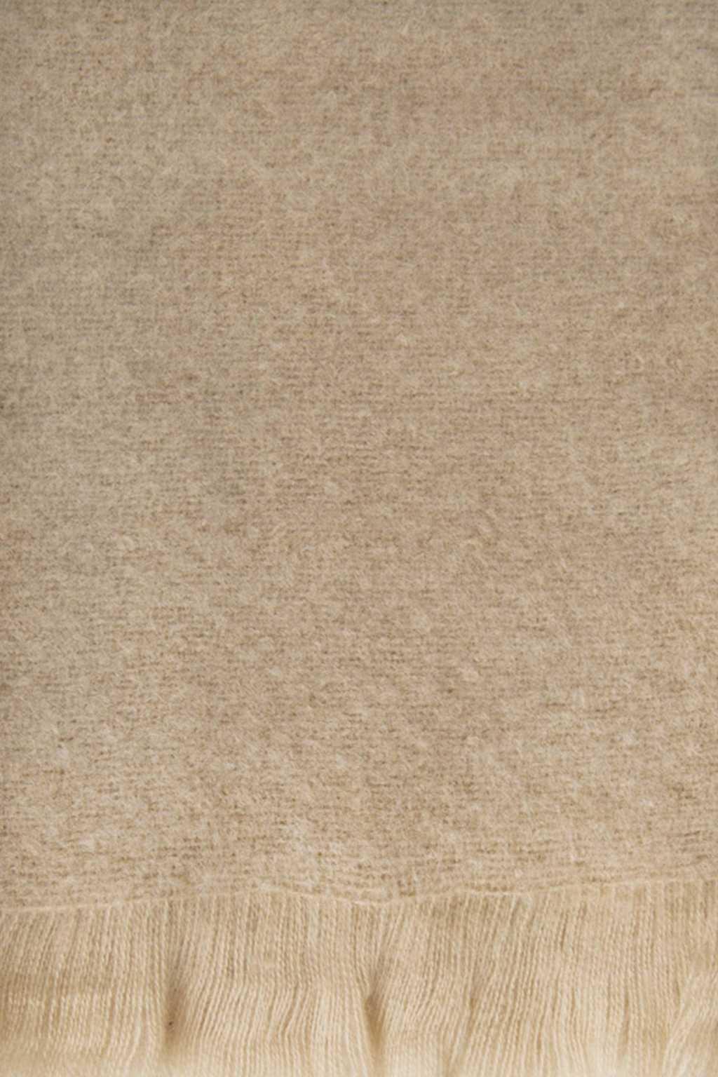 Long Scarf H020 Beige 2