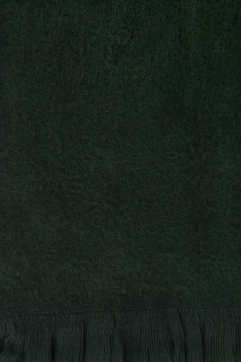 Long Scarf H020 Green 4