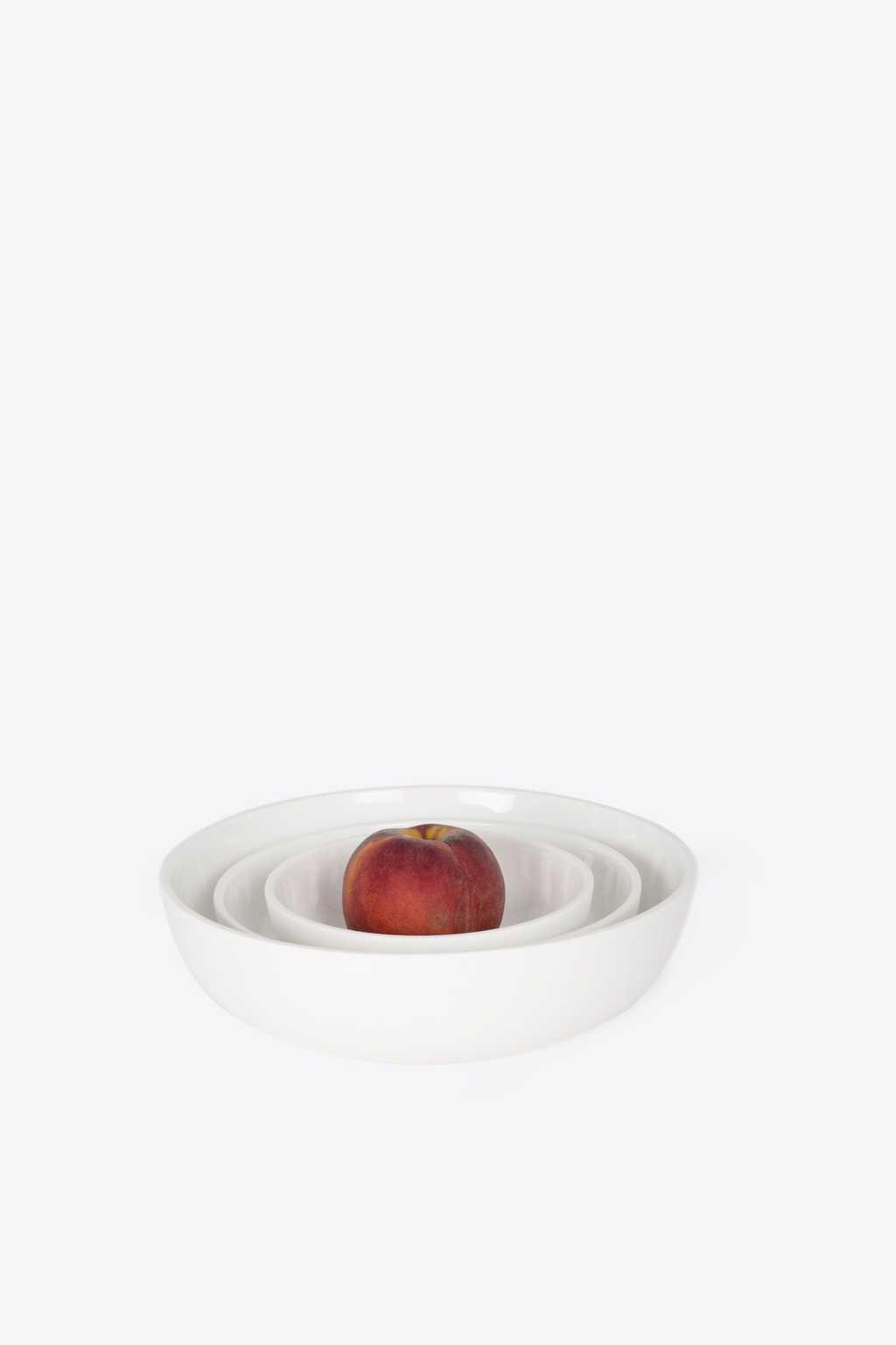 Medium Bowl 1871 White 2