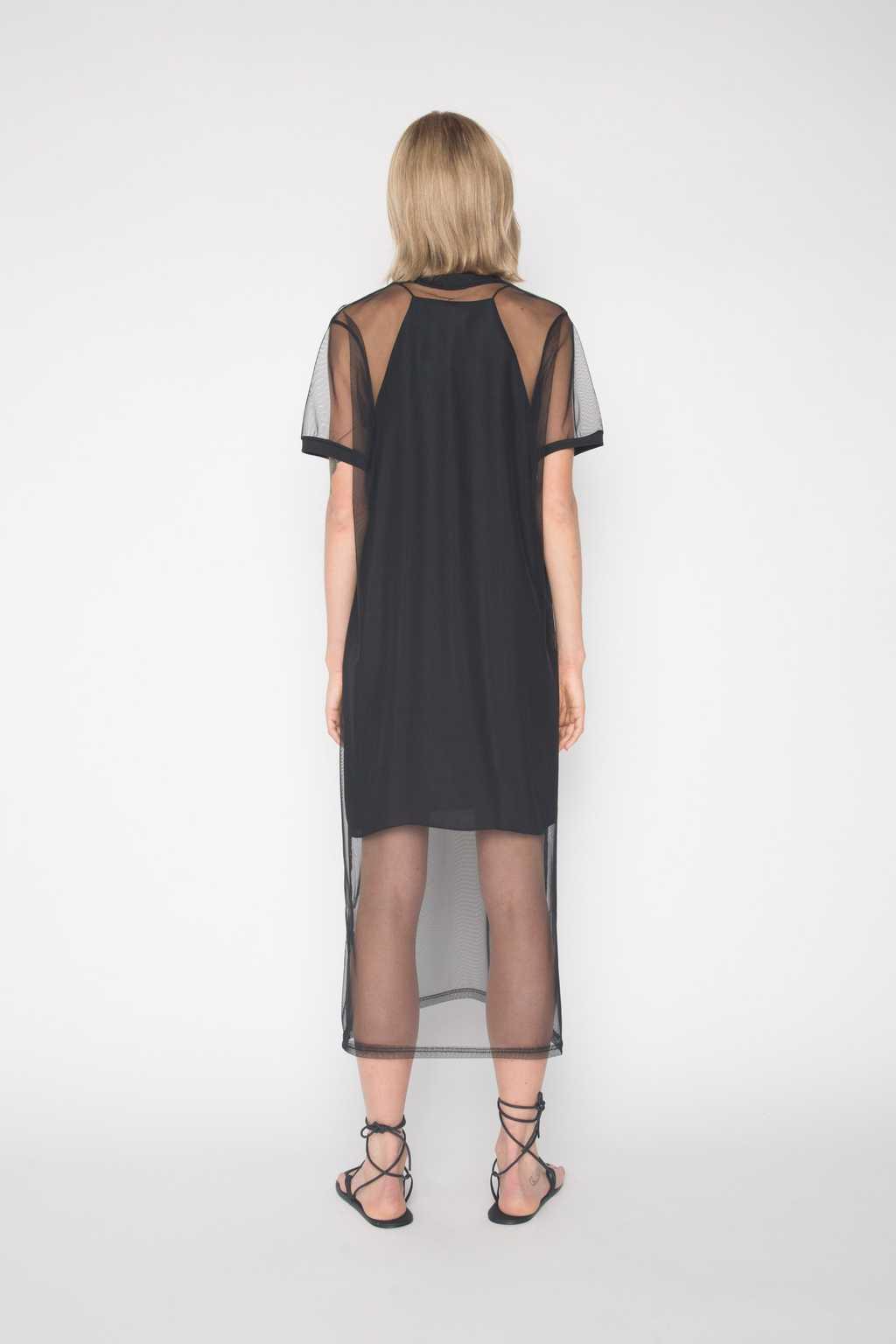 Mesh Dress H225 Black 4