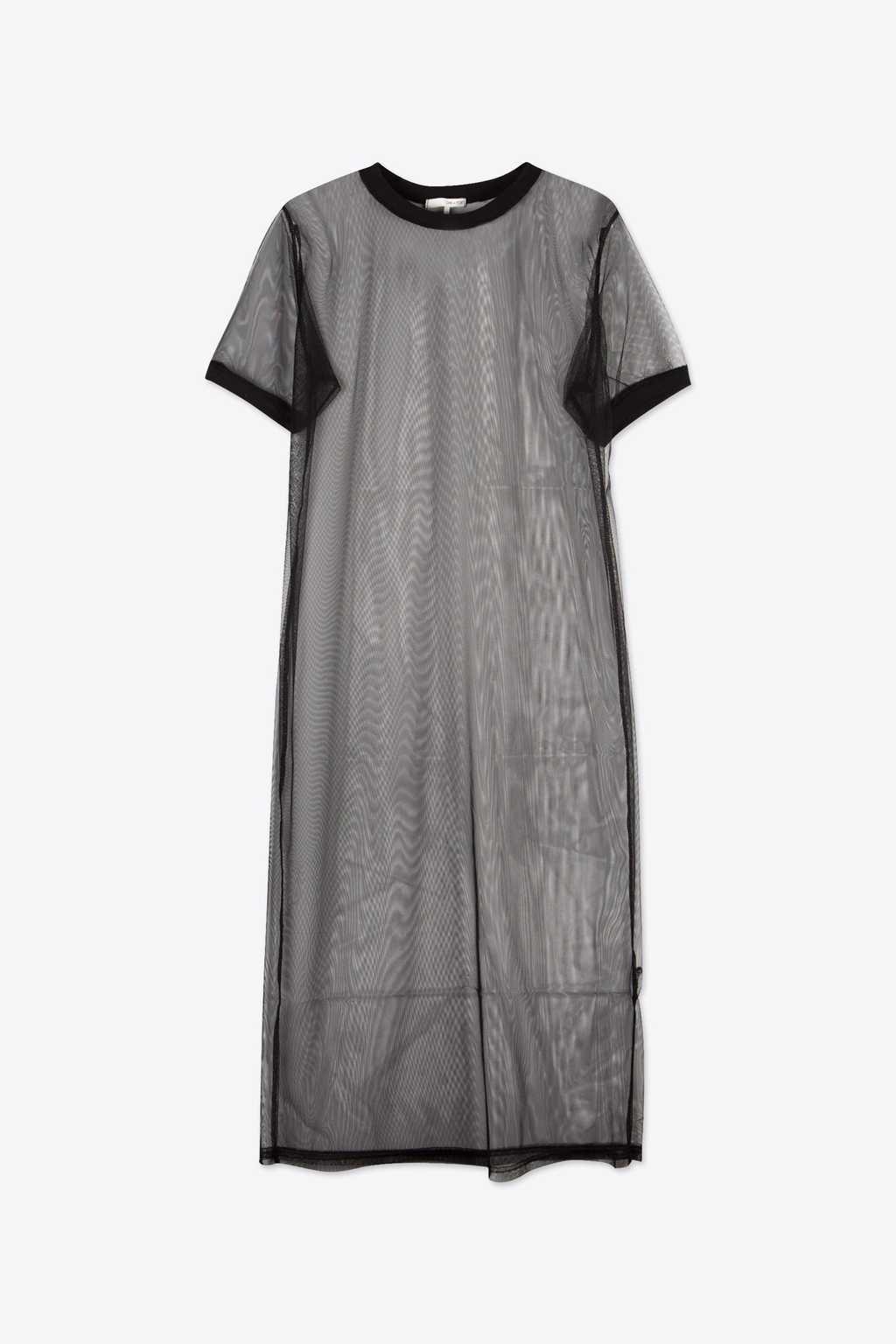 Mesh Dress H225 Black 5