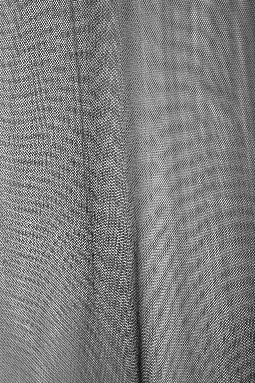 Mesh Dress H225 Black 6