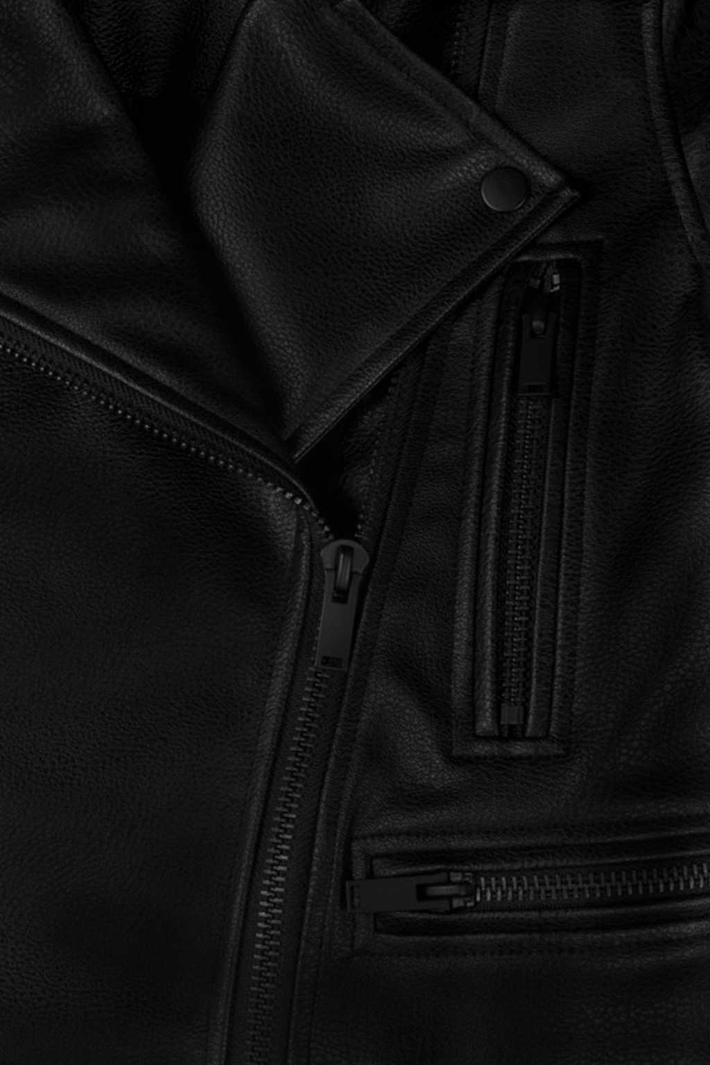 Moto Jacket 1477 Black 8