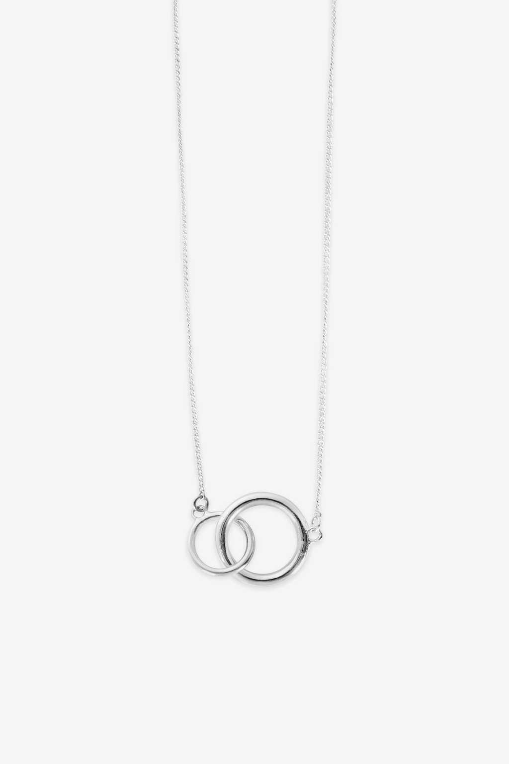 Necklace 2543 Silver 2