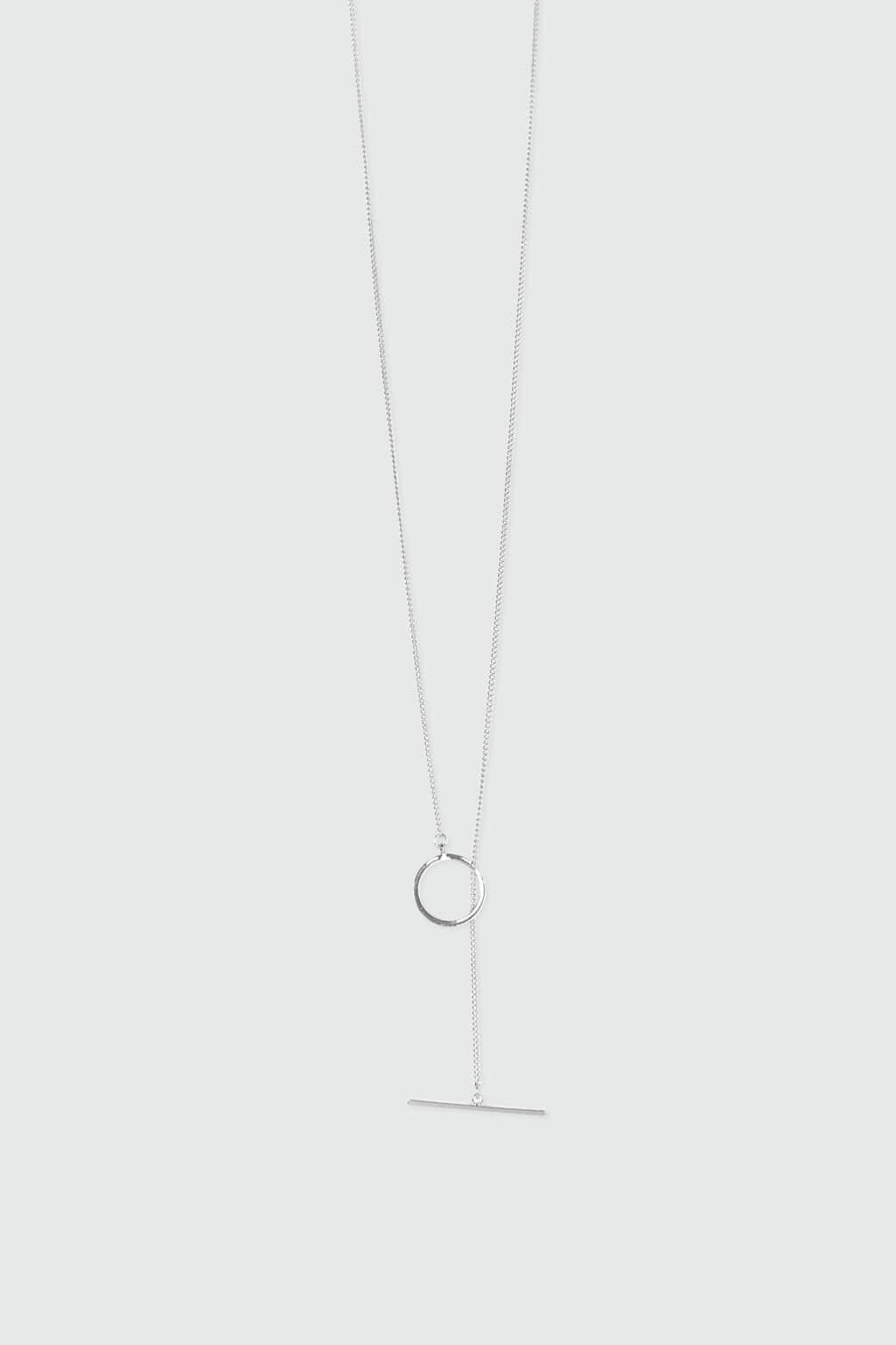 Necklace 2987 Silver 3