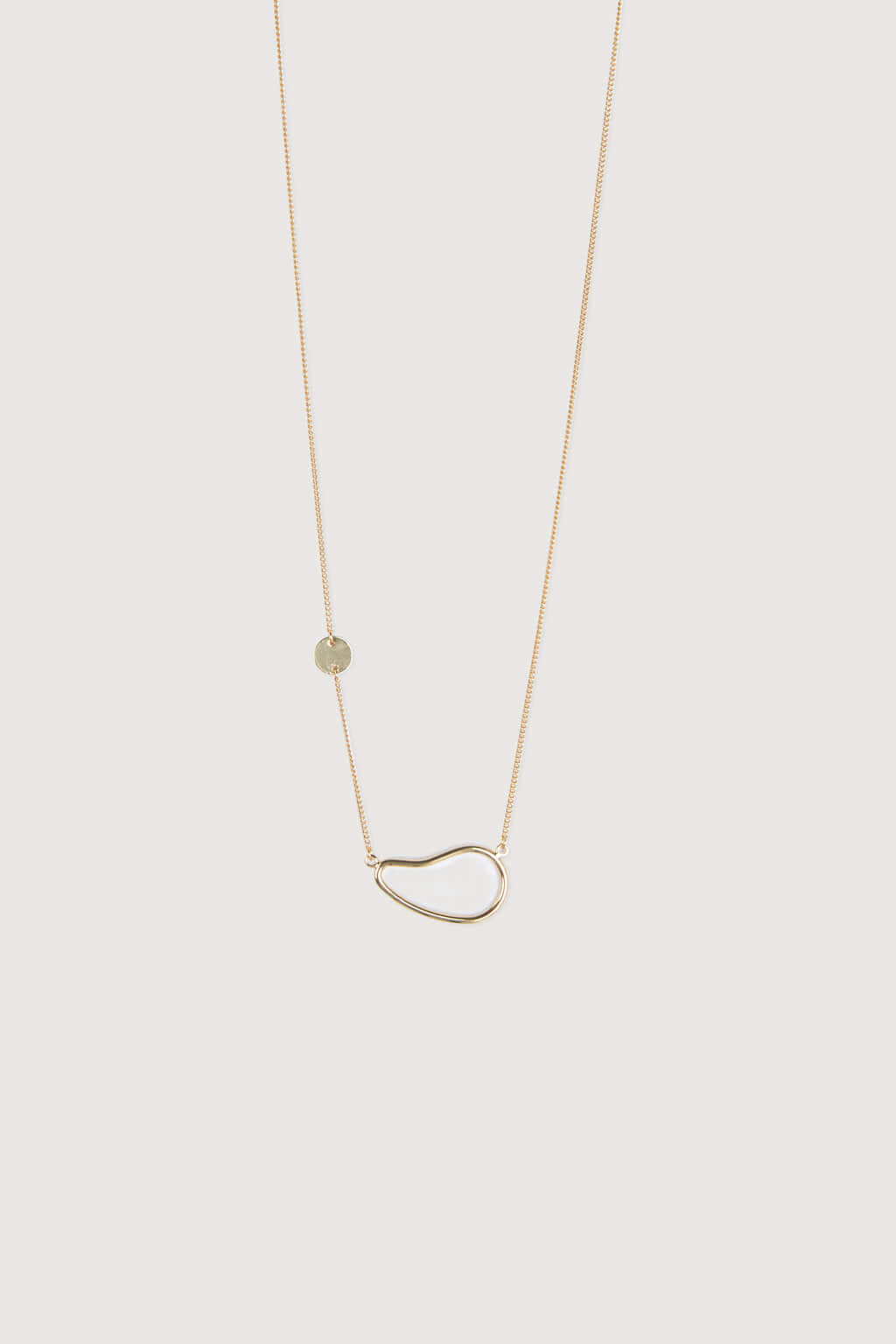 Necklace 3414 Gold 2