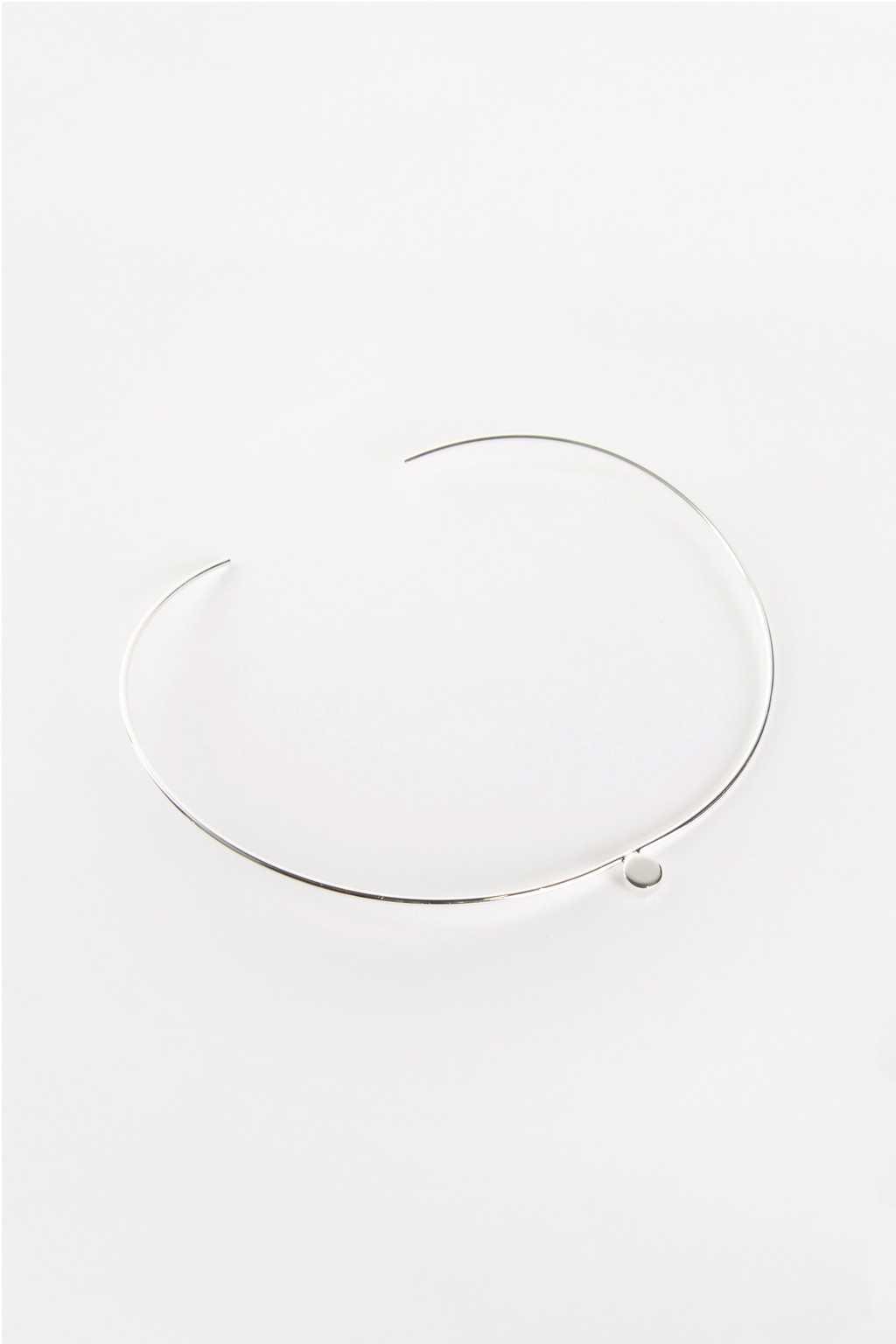 Necklace 92035 Silver 1