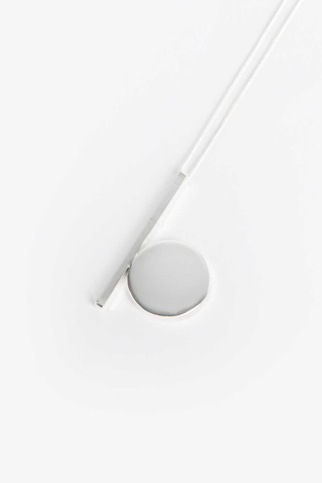 Necklace 92049 Silver 4