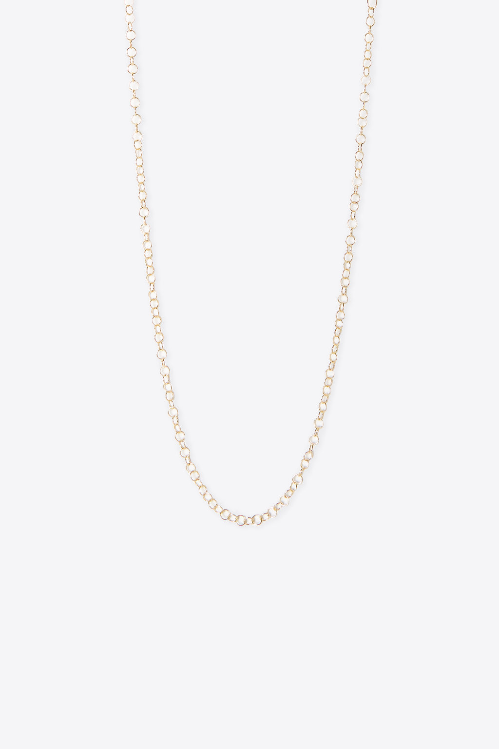 Necklace H003 Gold 2