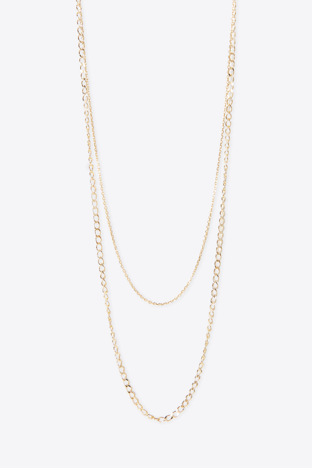 Necklace H006 Gold 2