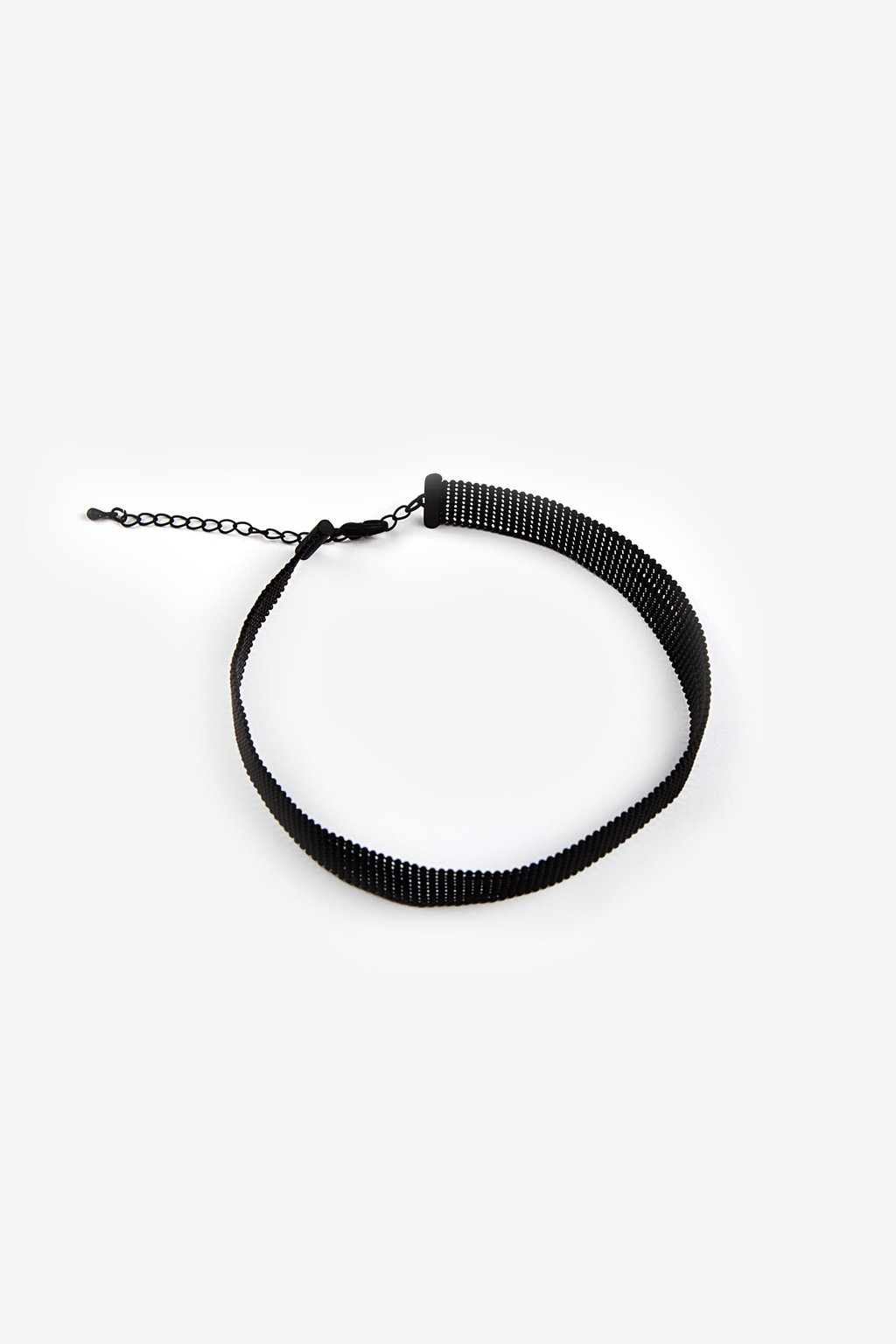 Necklace H010 Black 1