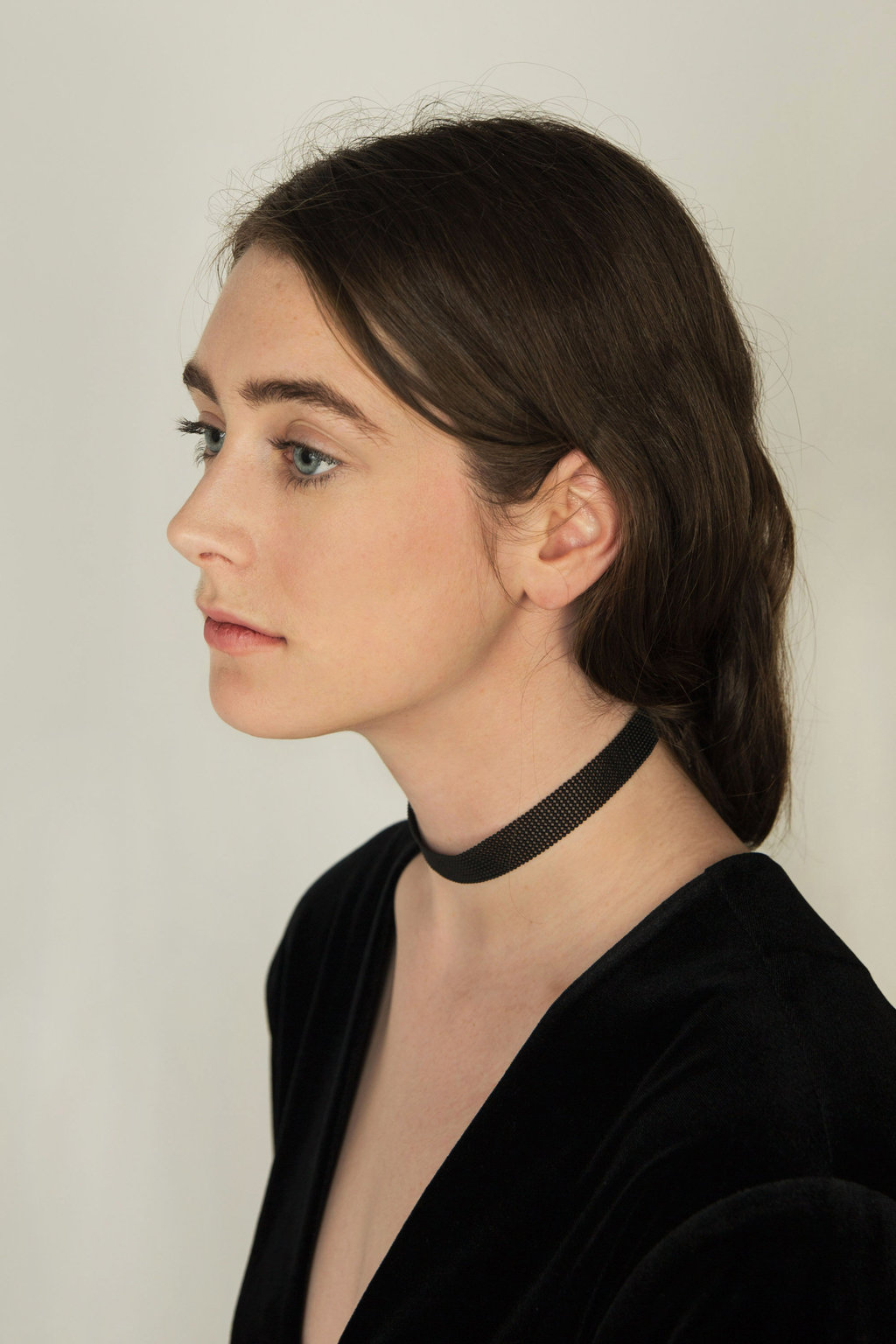 Necklace H010 Black 2