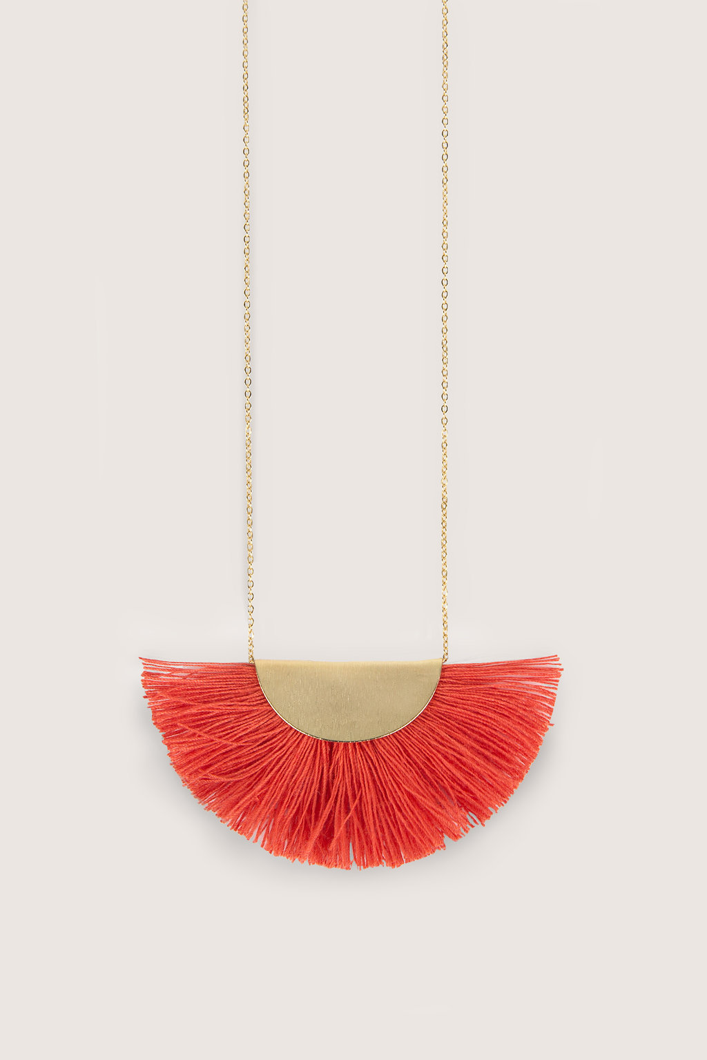 Necklace H013 Red 1
