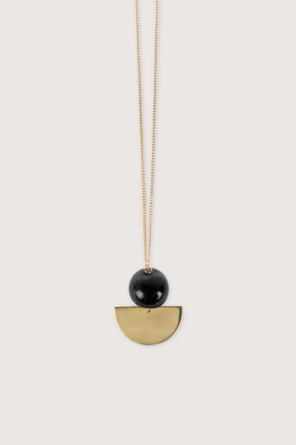 Necklace H017 Black 2