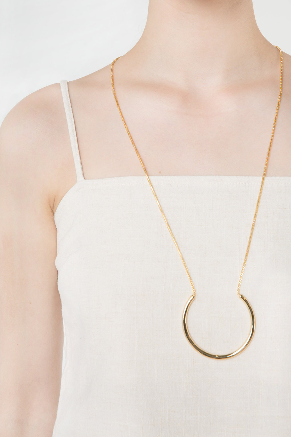 Necklace H046 Gold 2