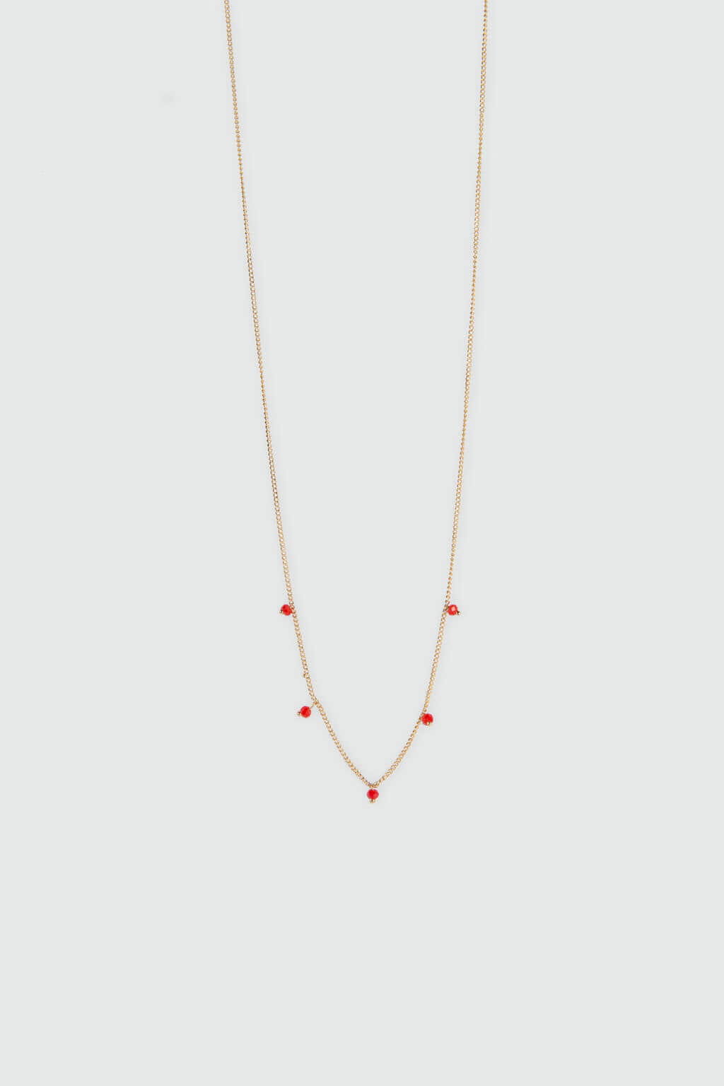 Necklace H056 Red 2